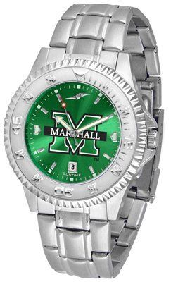 Marshall University The Herd Competitor Anochrome - Steel Band - Men's - Men's College Watches by Sports Memorabilia. $87.08. Makes a Great Gift!. Marshall University The Herd Competitor Anochrome - Steel Band - Men's