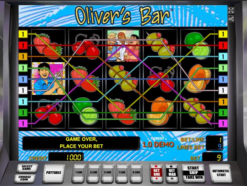 Слот автоматы оливер игровые автоматы милиция онла