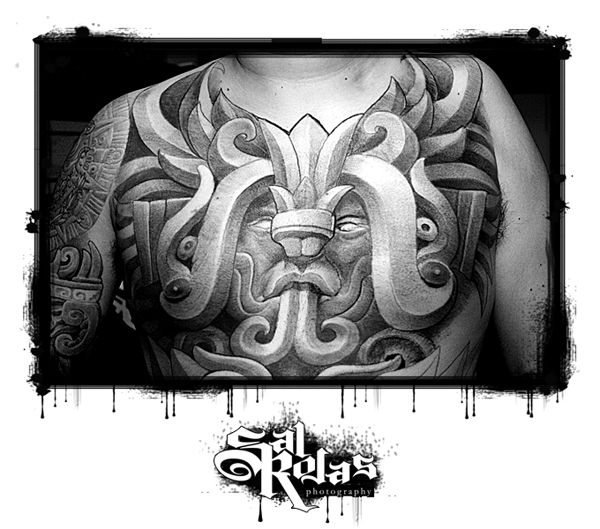 Mexican Style Tattoo