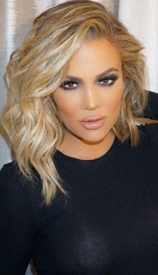 Khloe Kardashian Hair In 2019