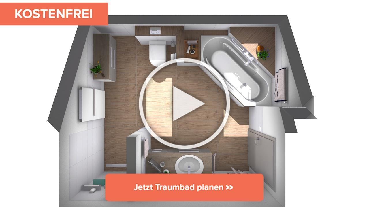 In Deinem Kopf Entsteht Dein Neues Badezimmer Und Du Suchst Einen 3d Planer Um Die Planung Sichtbar Werden Zu Lassen Der Komplettbad Garden Paths Furniture Garden