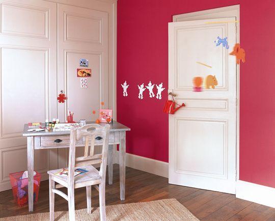 Peinture couleur pour chambre d\'enfant | chambre | Peinture chambre ...
