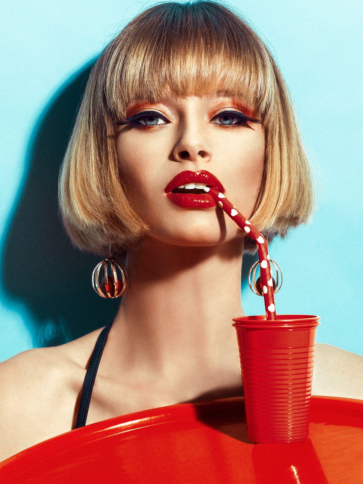 Haircut On Behance 购物app用到的素材 Pinterest Haircuts - Hairstyles app online
