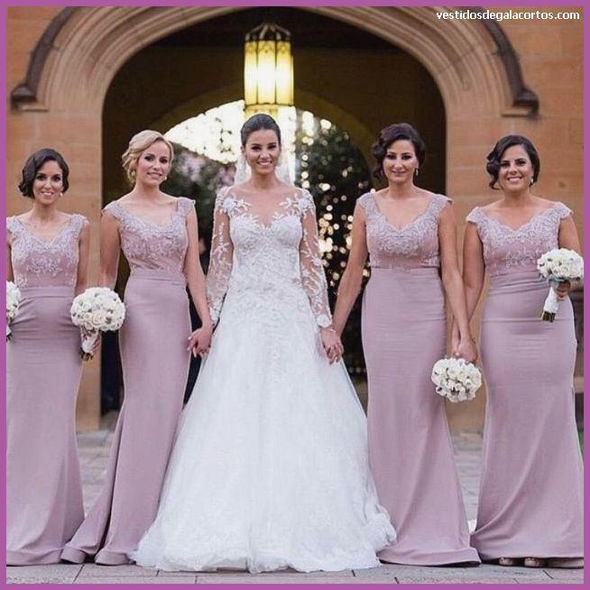 a68a3027a Resultado de imagen para damas de honor boda cristiana