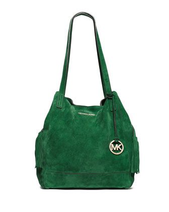 c0776ff1ad77 Extra Large Ashbury Grab Bag, Gooseberry by MICHAEL Michael Kors at Neiman  Marcus.