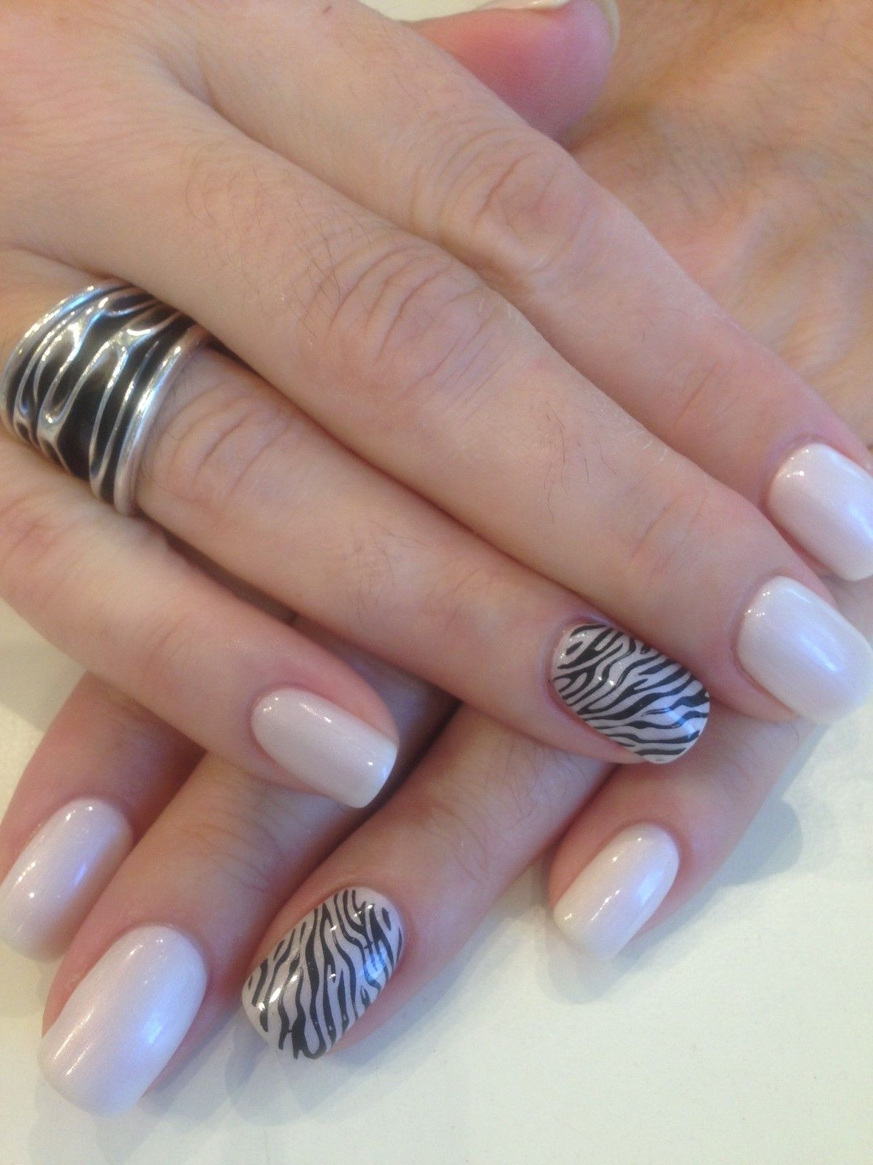 From the new Bio Sculpture Gel, Elegant Bride Collection, #163 ...