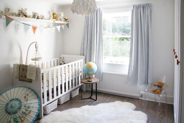 Charmant Simple Nursery Ideas U2013 Baby Room Decorating U0026 Design Ideas .