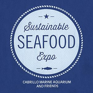 Sustainable Seafood Expo apron #cooking #chef #apron