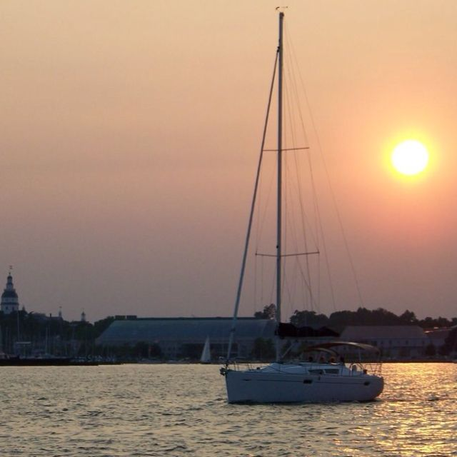 Sunset Annapolis