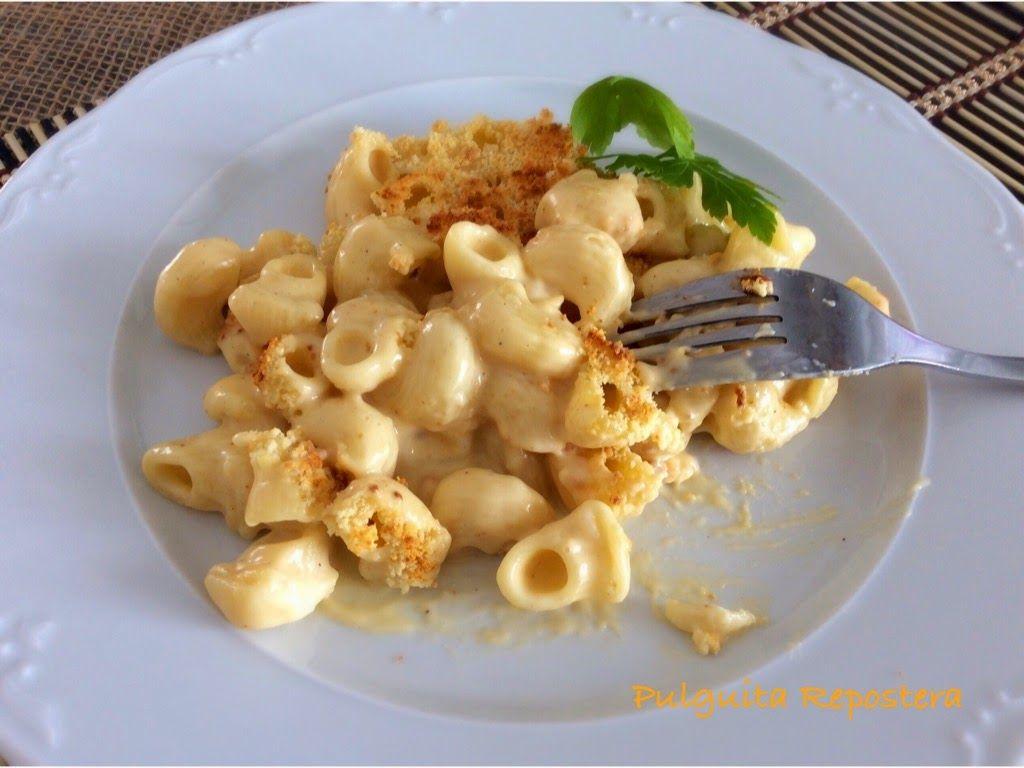 Pulguita Repostera: Mac & Cheese, receta americana