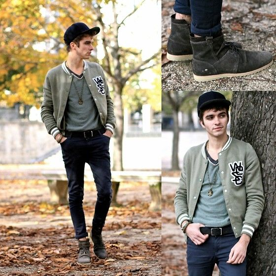 detailed pictures new collection nice shoes Vintage By Jack & Jones Cap, Asos Skinny, Neosens Sawtooth ...