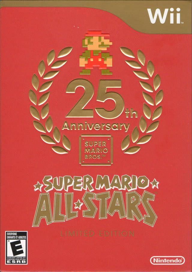 Super Mario All-Stars: 25th Anniversary Edition - Wii - ISO