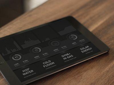 interface, Design, Concept, Jason Chieng, real, texture, 3d