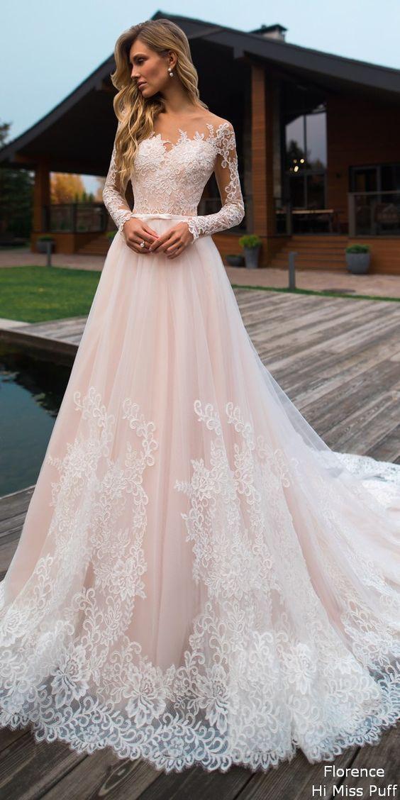 Brautkleider Models - 8 - Mode und Frauen   - Hochzeitskleid -