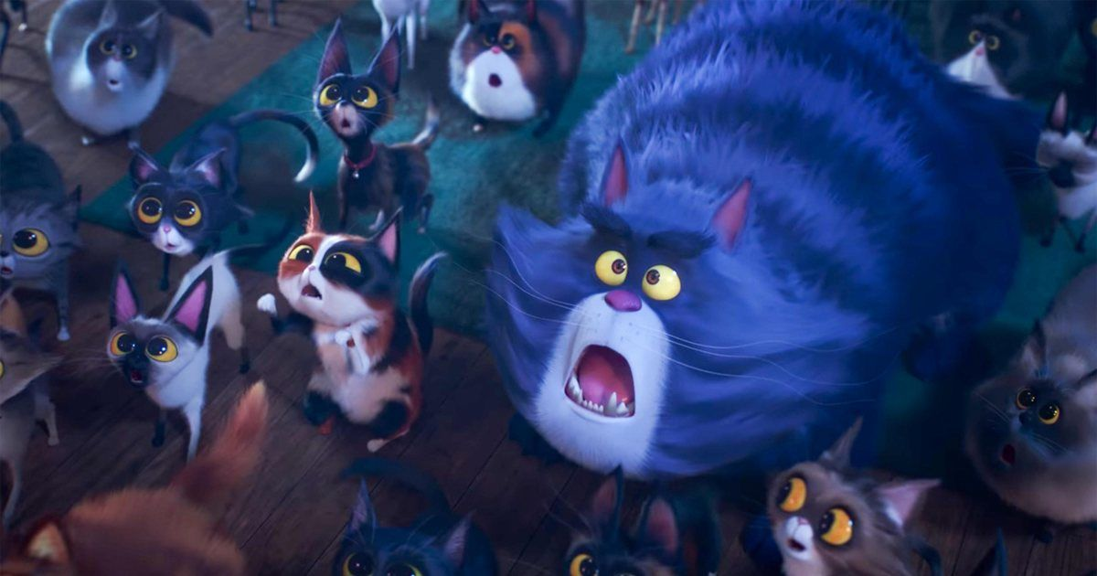 The Secret Life Of Pets 2 Trailer Faces A Cat S Ultimate Nemesis The Red Dot Secret Life Of Pets Pets Dog Collar Charms