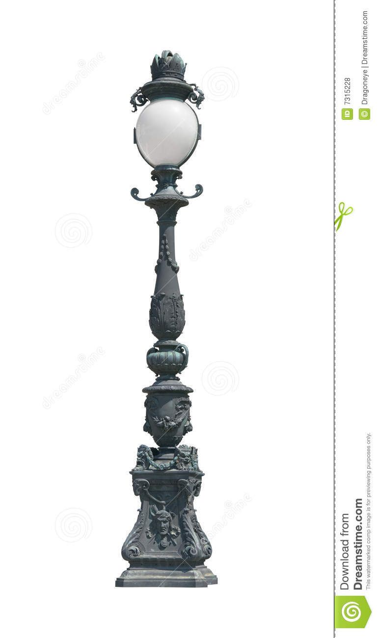 street-light-lamp-post-cutout-7315228.jpg (770×1300) | my perfect ... for Street Lamp Post Vector  587fsj