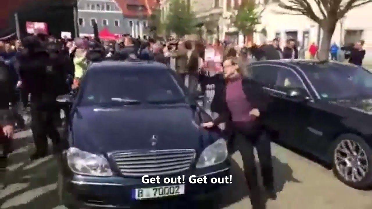 """Niemcy się budzą - pogonili ministra """"zdrajcę"""""""