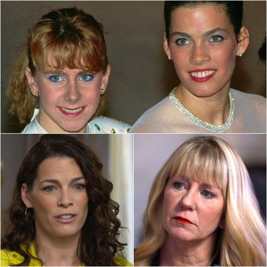 Tonya Harding Has Always Said She Had No Idea What Happened To Nancy Kerrigan Until Now Nancy Kerrigan Says She Never Go Tonya Harding Nancy Kerrigan Harding