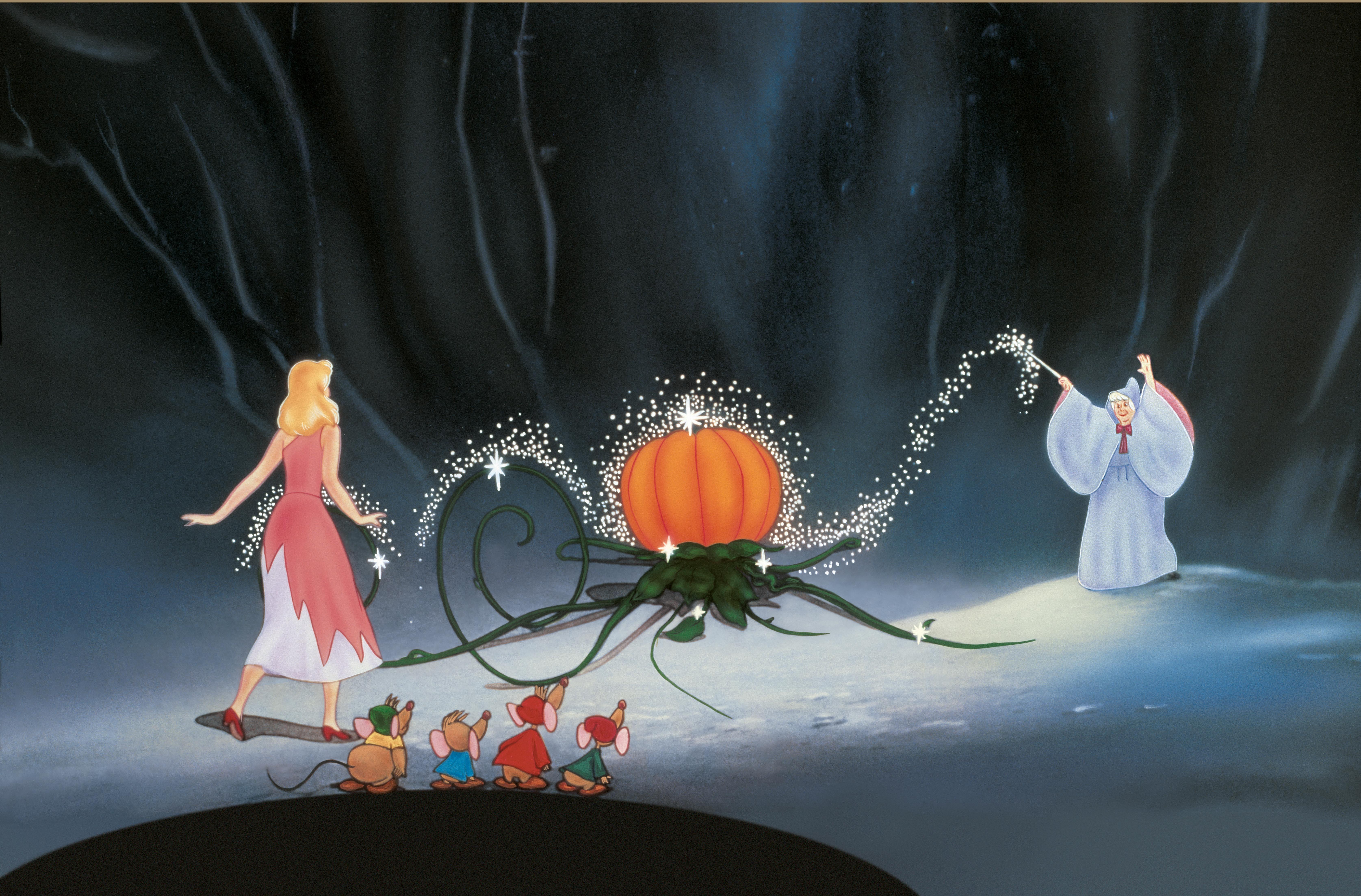 Cendrillon  Site officiel Princesse Disney  Disney FR