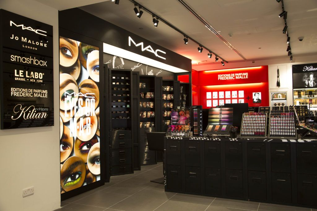 A First Class Shopping Environment Abu Dhabi Duty Free And Dfs
