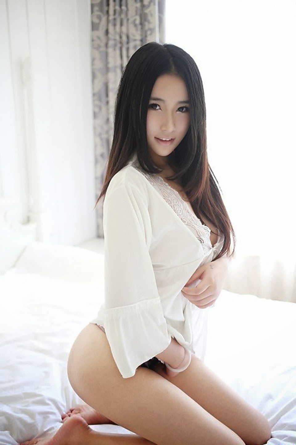 Asian Girl Sexy Lingerie