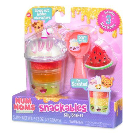 Num Noms Snackables Scented Silly Shakes Tropical
