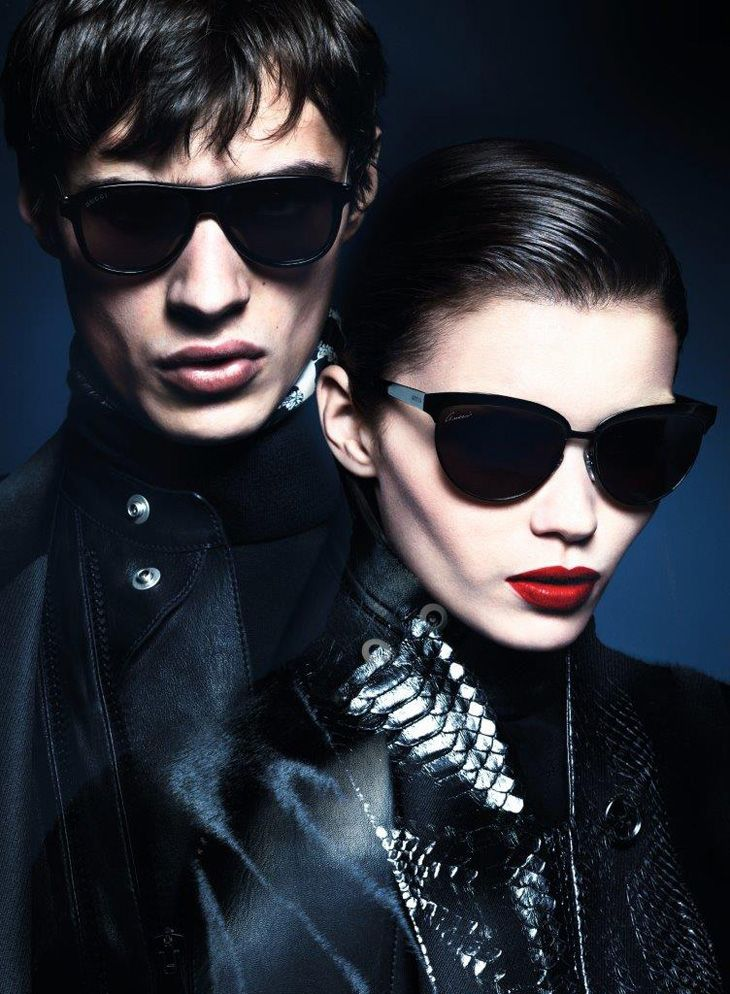 c172a200188d6 Abbey Lee Kershaw   Adrien Sahores for Gucci Fall Winter 2013.14 ...