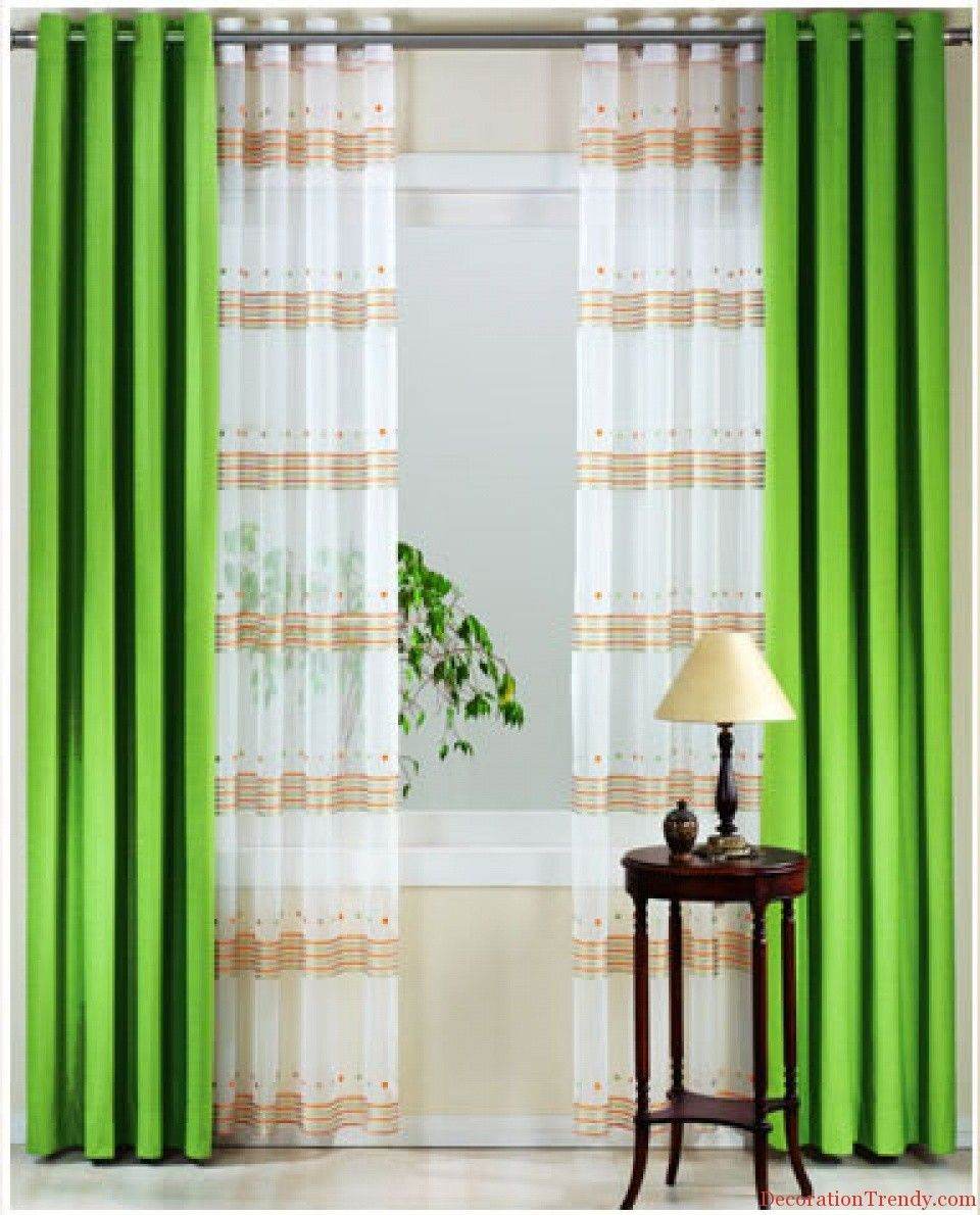 White bedroom decor #item, Green and gold combination ...