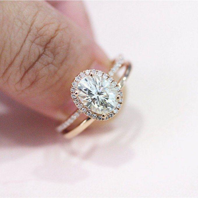 14 under 1000 gemstone engagement prove diamonds arent always a girls best friend - Wedding Rings Under 1000