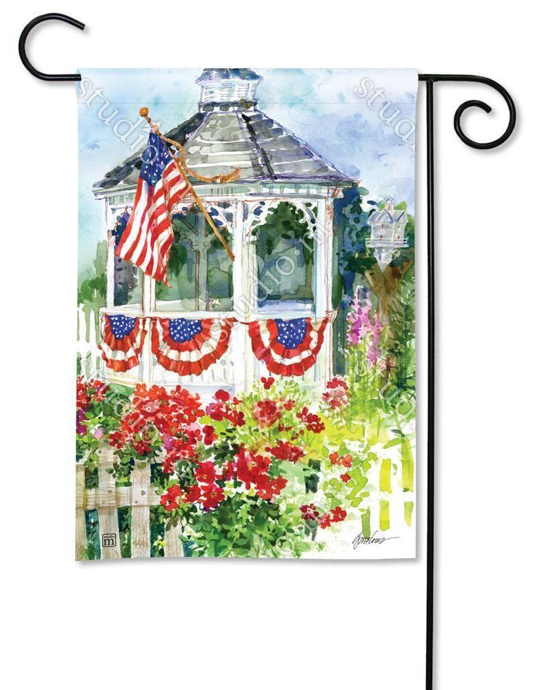 All American Garden Flag Patriotic Garden Flag House Flags Garden Flags