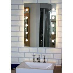 Lichtspiegel Leuchtspiegel Top Light Spiegel Dotlight 2 X 6