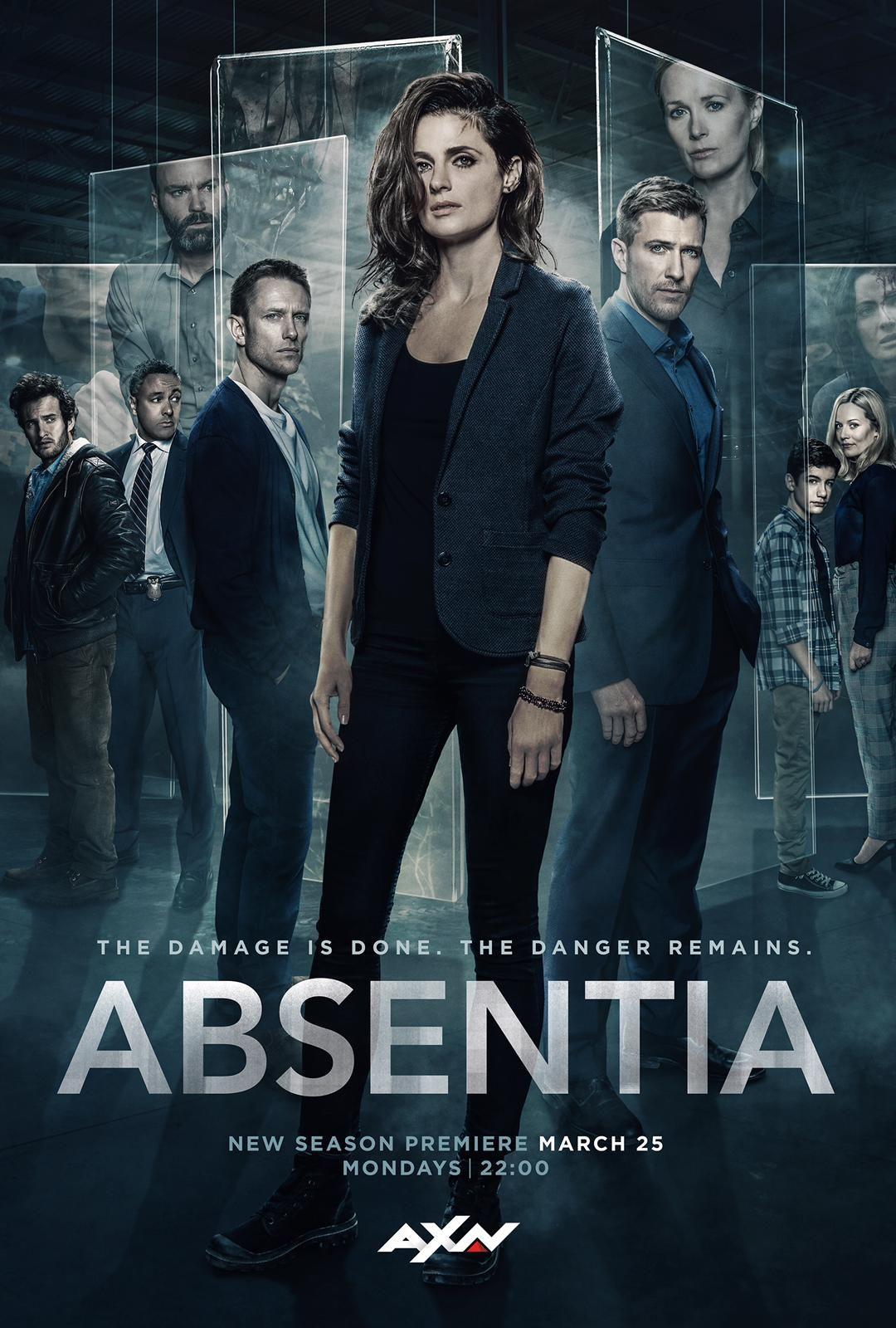 Absentia TV series
