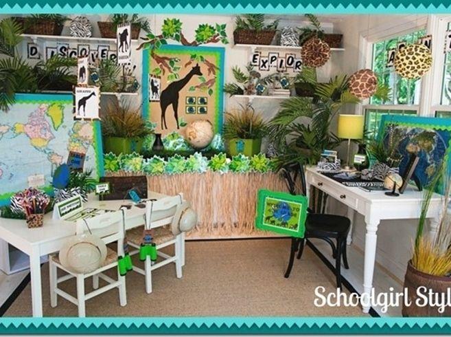 Beautiful Classroom Decoration Ideas ~ Most beautiful classroom decor designs