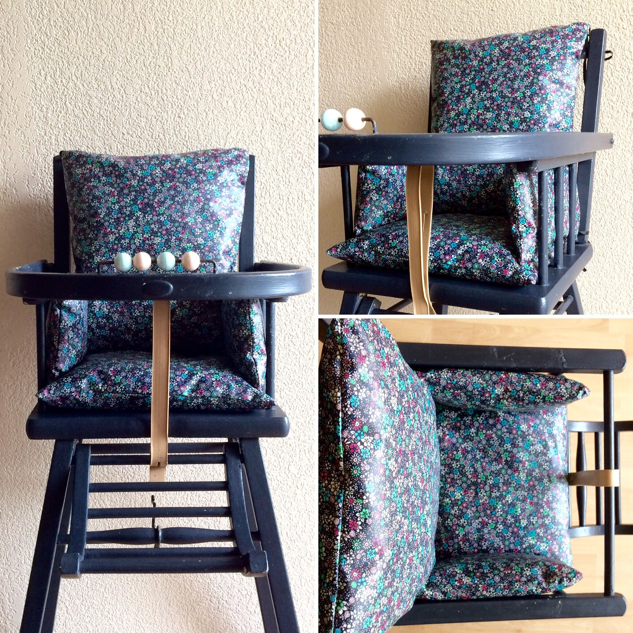 Purple High Chair X Rocker Pulse Gaming Cushion Liberty Spirit Midnight Blue And