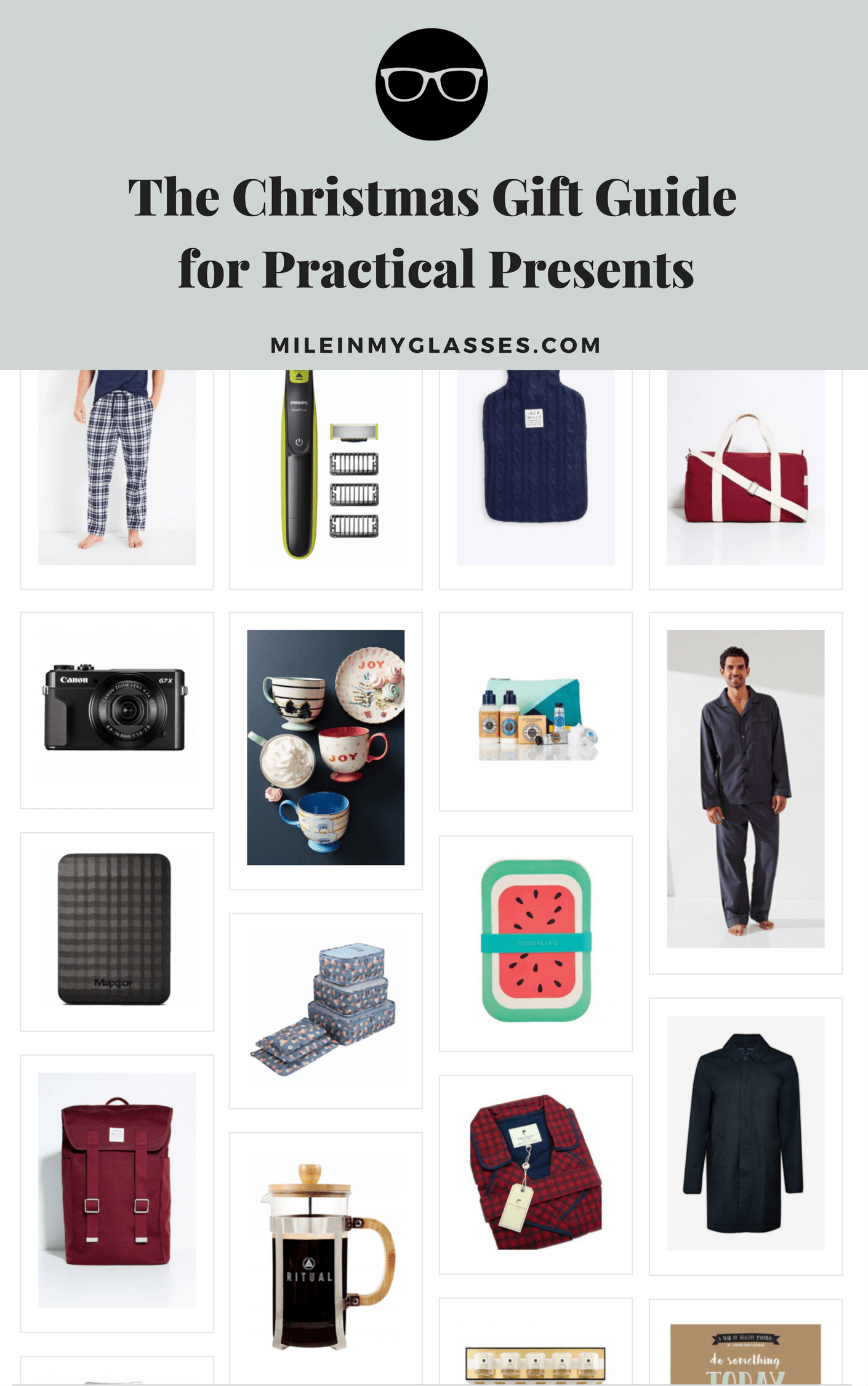 Gift Guide for the Practical Purchaser | Embrace | Holidays ...