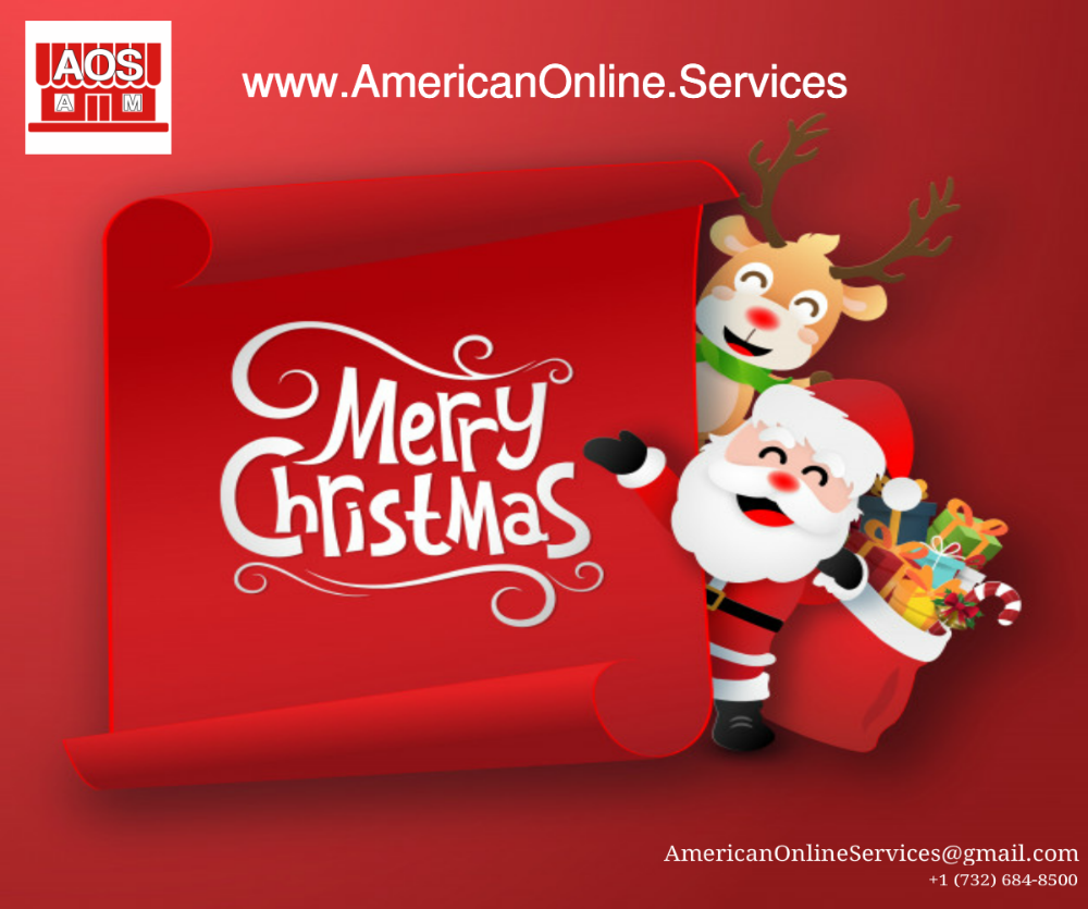 Holiday Greetings American Online Services Holiday Greetings Greetings Holiday