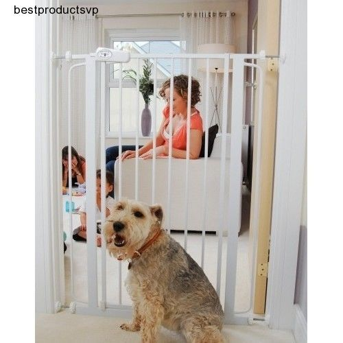 Bettacare Child And Pet Gate, X 104 Cm, White