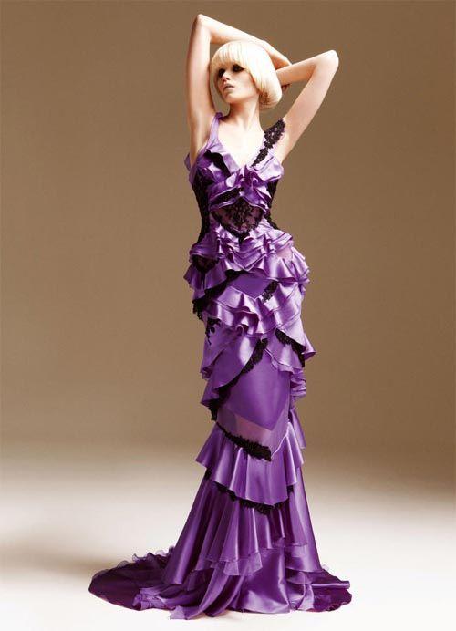 Sassy Purple