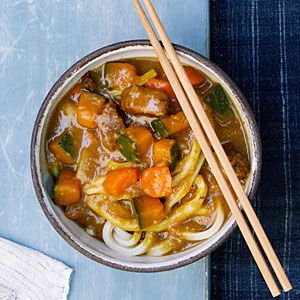 Beef Curry Udon Kare Udon Recipe Asian Noodle Recipes Curry Udon Beef Curry