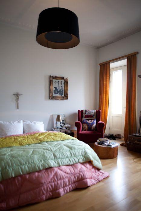Vihreä talo: Mikon kotona