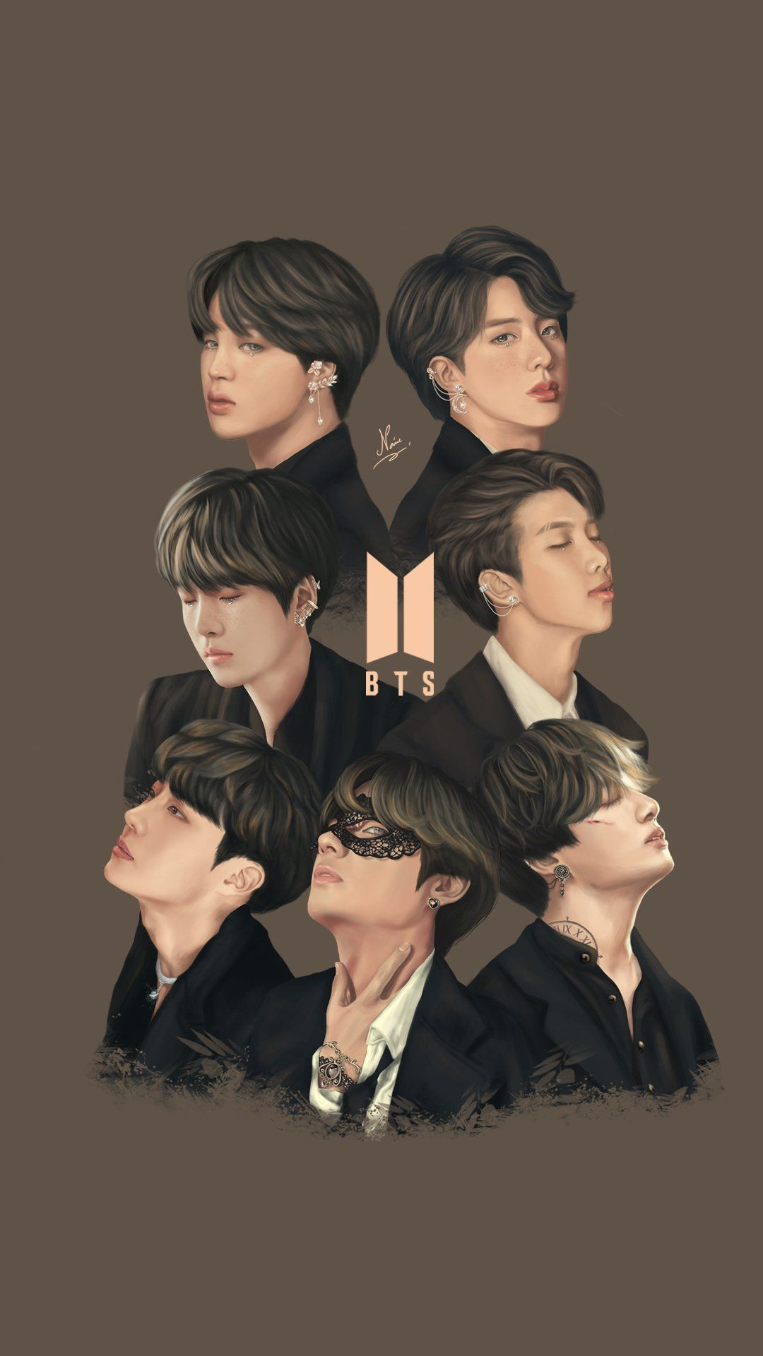 Naice Rest On Twitter In 2021 Bts Wallpaper Bts Beautiful Bts Group Picture Bts wallpaper hd whatsapp