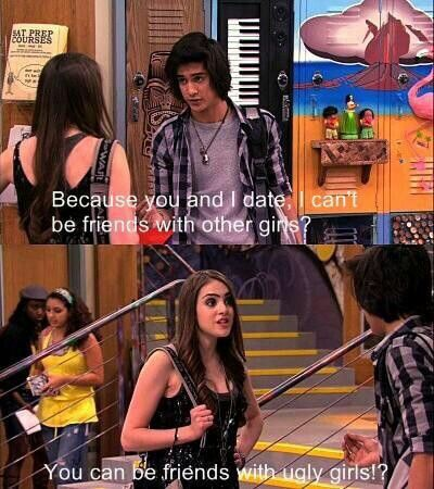 Beck Jade Icarly And Victorious