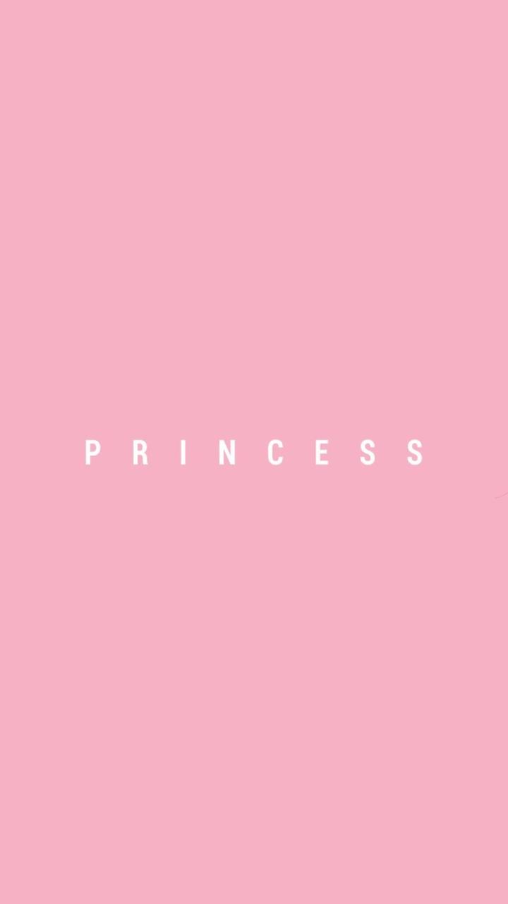 Princess Pink Wallpaper By Lockscreens 75 Tumblr Pink Wallpaper Girly Baby Pink Wallpaper Iphone Pink Aesthetic