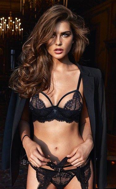 underwear lace sexy bra black bralette sexy lingerie black lingerie  lingerie set summer outfits fifty shades of grey strappy bra 4288cb3f0