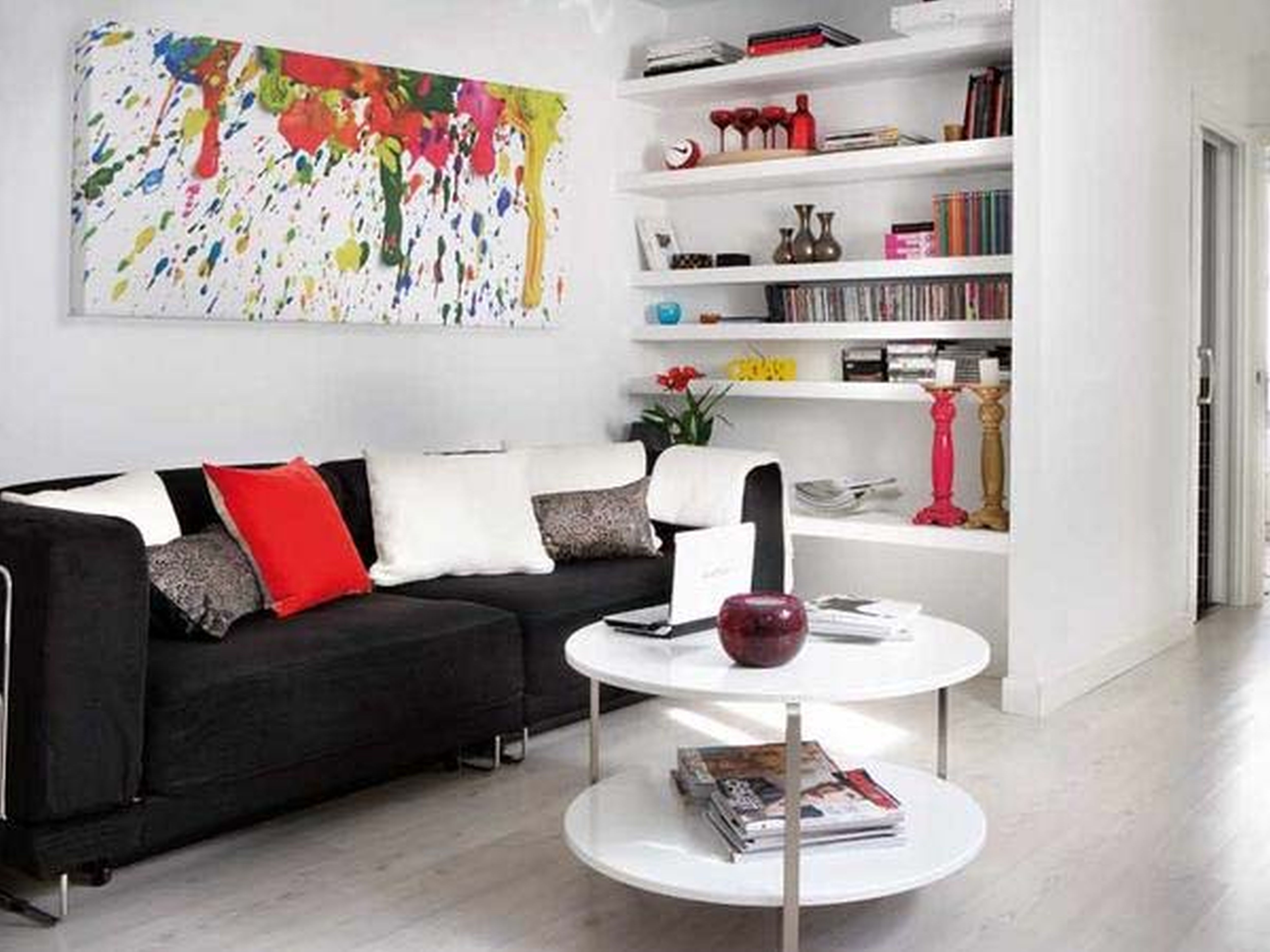 Home interior ideas for apartments the attractive cheap home decorating ideas  home decoration ideas
