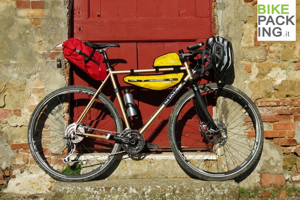 SOMA DOUBLE CROSS DISC - recensione   Bikepacking.it