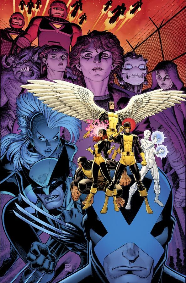 X Men Battle Of The Atom Atom Comics X Men Comic Books Art