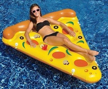 D nde comprar las colchonetas y flotadores de piscina de for Colchonetas piscina