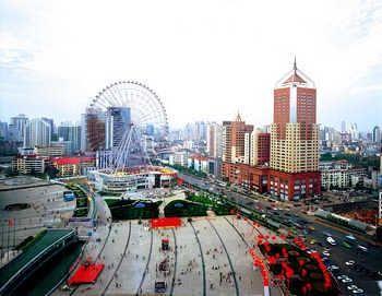 Changsha China   Changsha china. Changsha. Street view