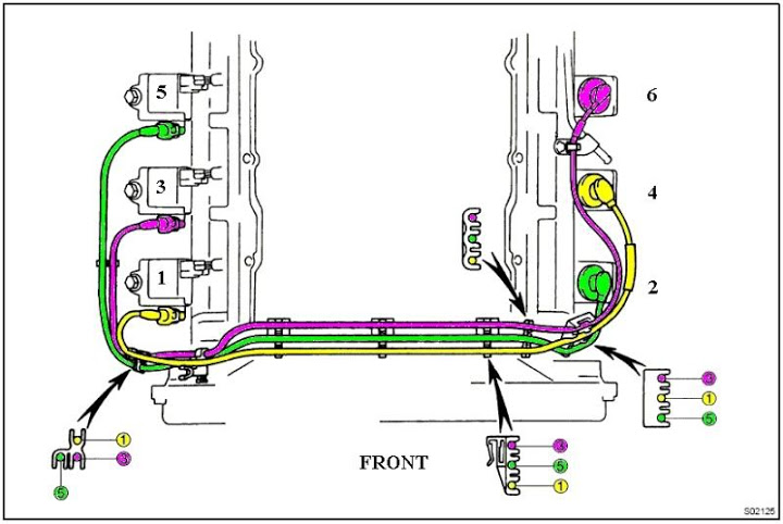 Plug Wiring Diagram - Toyota 4runner Forum